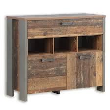 kommode wood vintage 2 türen 107 cm breit