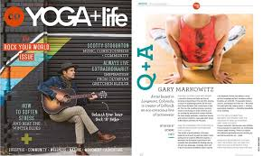 LillianB Fashions Featured In CO Yoga Life Magazine