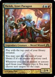Guttersnipe Young Pyromancer Deck by Melek Izzet Paragon Deck For Magic The Gathering