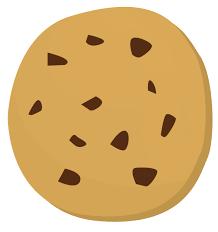 Vector clipart cookie 2