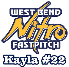 West Bend Nitro Custom Fastpitch Softball Car Window Decals/Stickers ... Custom Window Decal For Webpass Vehicle Wraps Decals Vinyl Glass Lettering Signs Nyc Tutorial Create Custom Window Decals Your Business Elk Shape Sticker Buildacrosscom High Quality Stickers Full Color Tpee Car Large Big Etsy Your Business Gate City Graphics How To Remove Vinyl Signs Decals Or Designs From A Car Window Back Trucks Truck New For Ideas At Home Depot Autumn To Deter