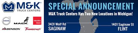 M&K Truck Centers - A Fullservice Dealer Of New And Used Heavy Trucks