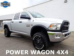 2017 Ram 2500 Power Wagon Crew Cab Pickup 4-Door Dodge 4X4 4WD L@@K ...