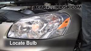 headlight change 2006 2011 buick lucerne 2006 buick lucerne cxs