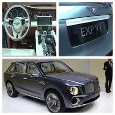 100 Bentley Truck 2014 Changes