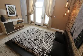 cool low profile platform bed decorating ideas gallery in bedroom