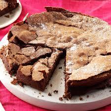 top 10 dessert recipes flourless chocolate cake recipe taste of home