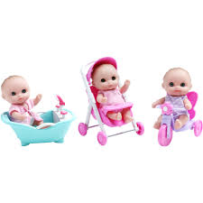JC Toys For Keeps Baby Doll Bath Tub With Accessories Fits Dolls