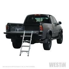 Truck-Pal Tailgate Ladder | Westin Automotive