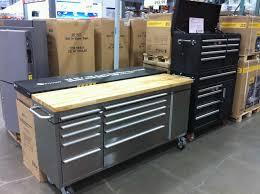Tennsco Steel Storage Cabinets by Rolling Tool Cabinet Costco Guoluhz Com