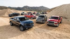 100 Motor Trend Truck Of The Year History S 2019 Of The Overview YouTube