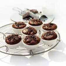 schoko kaffee muffins