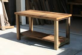 Rustic Kitchen Island Pallet Wood Dining Table Projects Yard Furniture