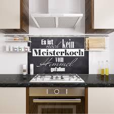 spritzschutz herd küchenrückwand glas küche motiv grau stein