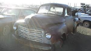 100 1953 Studebaker Truck 53ST7812D Desert Valley Auto Parts