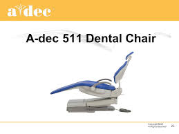 Adec Dental Chair Service Manual by 1 Copyright 2005 All Rights Reserved A Dec 511 Dental Chair