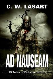 AD NAUSEAM 13 Tales Of Extreme Horror