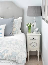 furniture adorable bedside table in wonderful eclectic bedroom