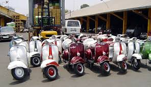 Repair And Restoration Vespa Scooters