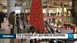 Malls Open Christmas Eve For Last Minute Shopping
