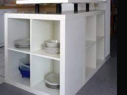 construire un ilot central cuisine fabriquer ilot central cuisine cuisine en image