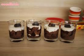 dessert verrine très rapide recette