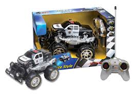HST Police Style Monster USV Remote Control MHz Car Truck Vehicle ... Monster Jam Grave Digger Remote Control Australia Best Truck Resource Rc Cars For Kids Rock Crawel Offroad 120 Monster Truck Toys Array Pxtoys Rc 118 Off Road Racing Car Rtr 40kmh 24ghz 4wd Giant 24ghz 112 Controlled Up 50mph High Amazoncom New Bright Sf Hauler Set Carrier With Two Mini Original Subotech Bg1508 24g 2ch 4wd Speed Rtr Quadpro Nx5 2wd Scale Amphibious Lenoxx Electronics Pty Ltd 158 Radio Rechargeable 18 Playtime In The