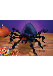 Spirit Halloween Jumping Spider by Halloween Animatronics Electronic Halloween Decorations