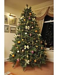 9 Ft White Pencil Christmas Tree by 9ft 270cm Artificial Christmas Trees Christmas Tree World