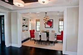 11 Dining Room Moulding Ideas Pretty Arteriors Lighting In Transitional With Colorful Chairs Next