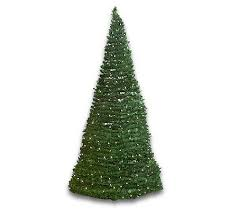 Qvc Christmas Tree Storage Bag by Indoor Outdoor 6 U0027 Pre Lit Pull Up Christmas Tree U2014 Qvc Com
