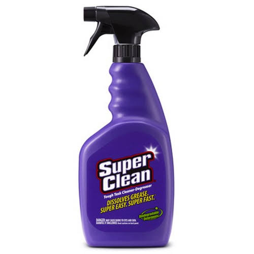 Super Clean Tough Task Cleaner-Degreaser - 32 oz