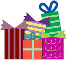 Gift Pile Cliparts