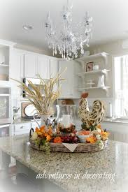 adventures in decorating our 2015 fall kitchen fall pinterest