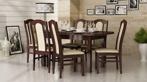 tisch und 6 stühle esszimmer set 3 küche möbel