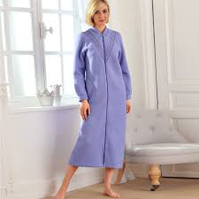 robe de chambre avec fermeture eclair peignoir fermeture éclair femme inspirations et robe de chambre