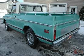1969 GMC C10 Custom Pickup Classic Antique Collector Cruise Street