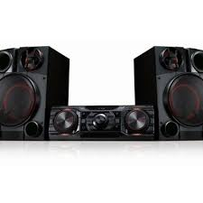 LG Mini Home Theater System With Bluetooth