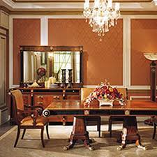 Empire Luxury Dining Room On Expensive Furniture