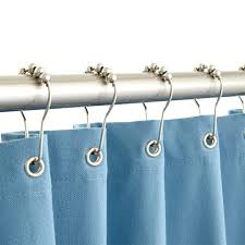 Walmart Canada Bathroom Curtains by Decorative Shower Curtain Hooks Plastic Shower Curtains Walmart