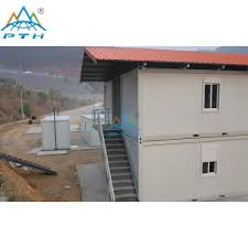 100 Container Houses China Laos House Project From Manufacturer PTH