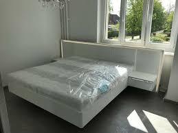 nolte schlafzimmer schwebetürenschrank und schwebebett mit led