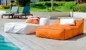 Practical Bean Bag Sofa