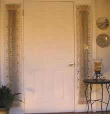 Jcp White Curtain Rods by Curtain Custom Made Sidelight Curtain Design In Bright Of Colors