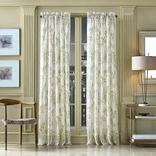 J Queen New York Alicante Curtains by Queen New York Roma Curtain Pair Damask 84 Inches Inside J Queen