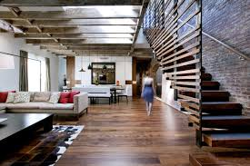 100 New York Loft Design TriBeCa Residence AI Corp ArchDaily