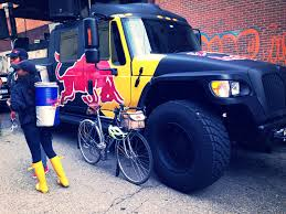Detroit Bike City: Aptemal Red Bull Monster Truck | Red Bull… | Flickr
