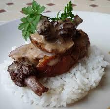 comment cuisiner le filet mignon de porc filet mignon de porc aux morilles pour 4 personnes recettes