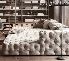 sleeper sofa restoration hardware ansugallery com