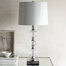 Fillable Glass Lamp Ideas by Fantastical Clear Table Lamp Simple Ideas Fillable Glass Ovo
